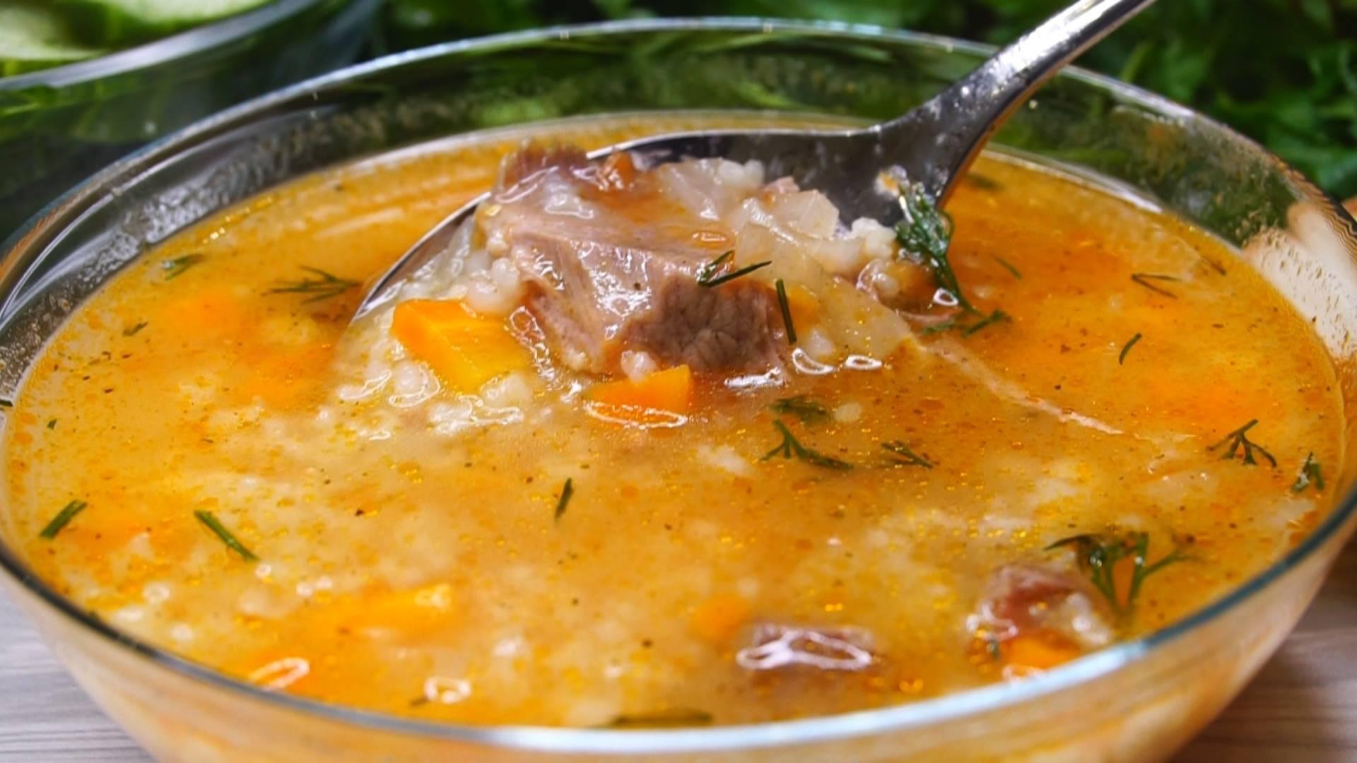 Бульоны и супы - рецепты