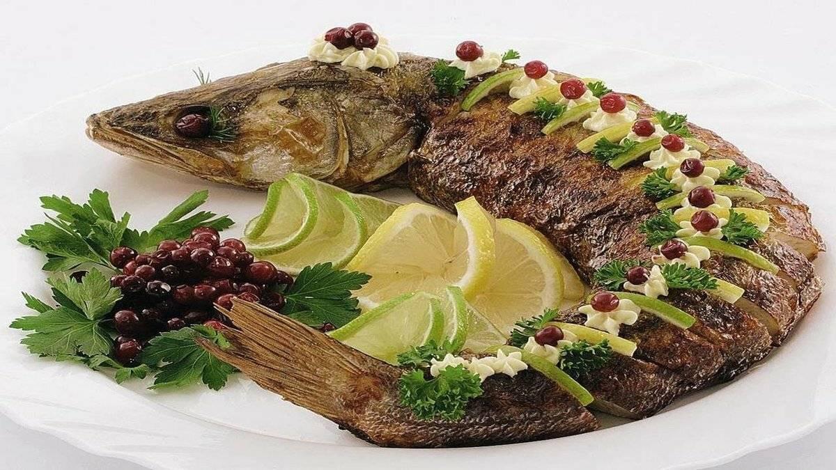 Фаршированная щука. пошаговый рецепт сергея джуренко