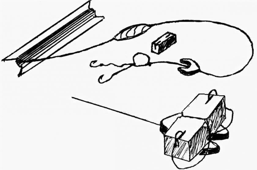 Закидушка своими руками: подробная инструкция, видео по изготовлению и тактика ловли, донка (донная снасть) с резинкой