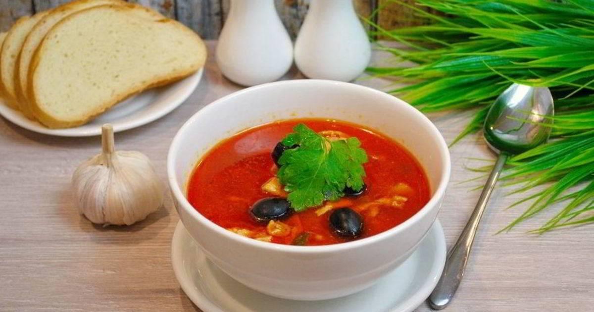Солянка рыбная (18 рецептов с фото) - рецепты с фотографиями на поварёнок.ру