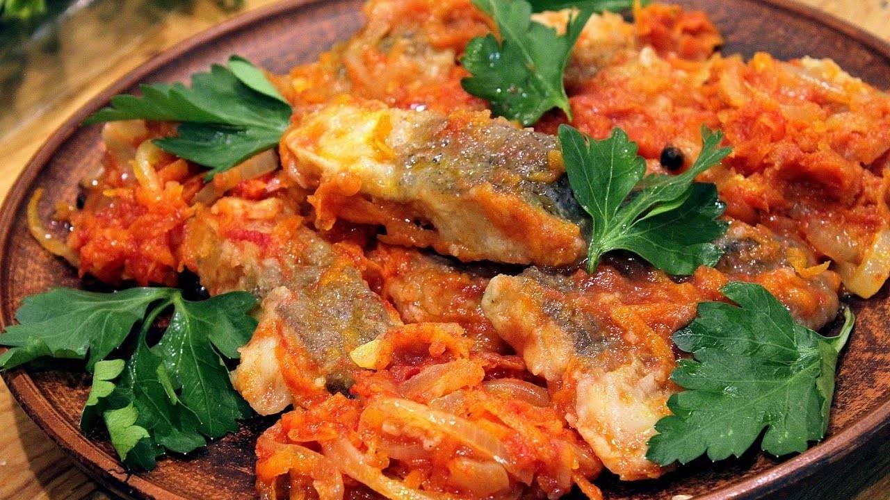 Рыба под маринадом: классический рецепт с фото пошагово