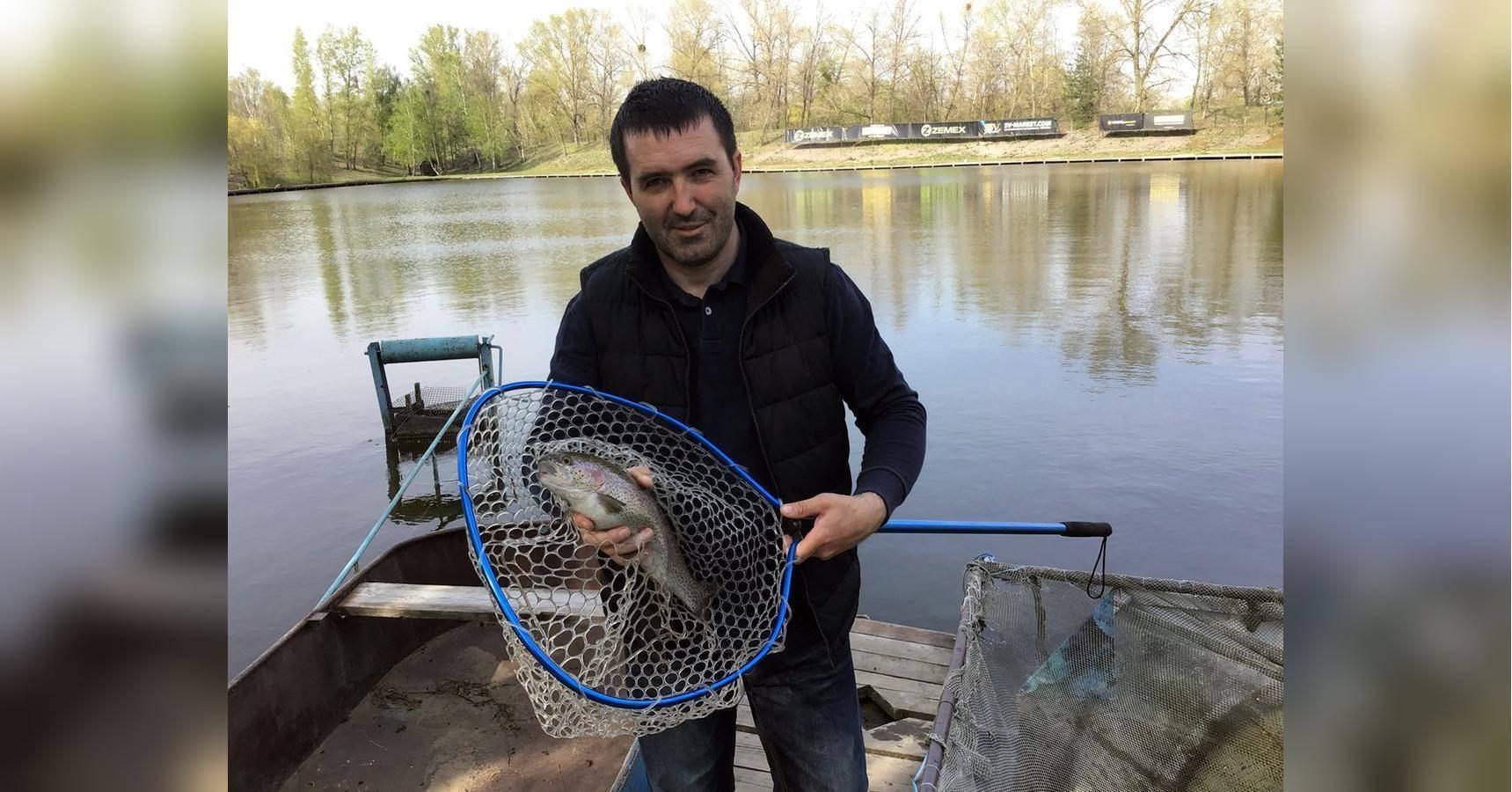 Бизнес план платной рыбалки