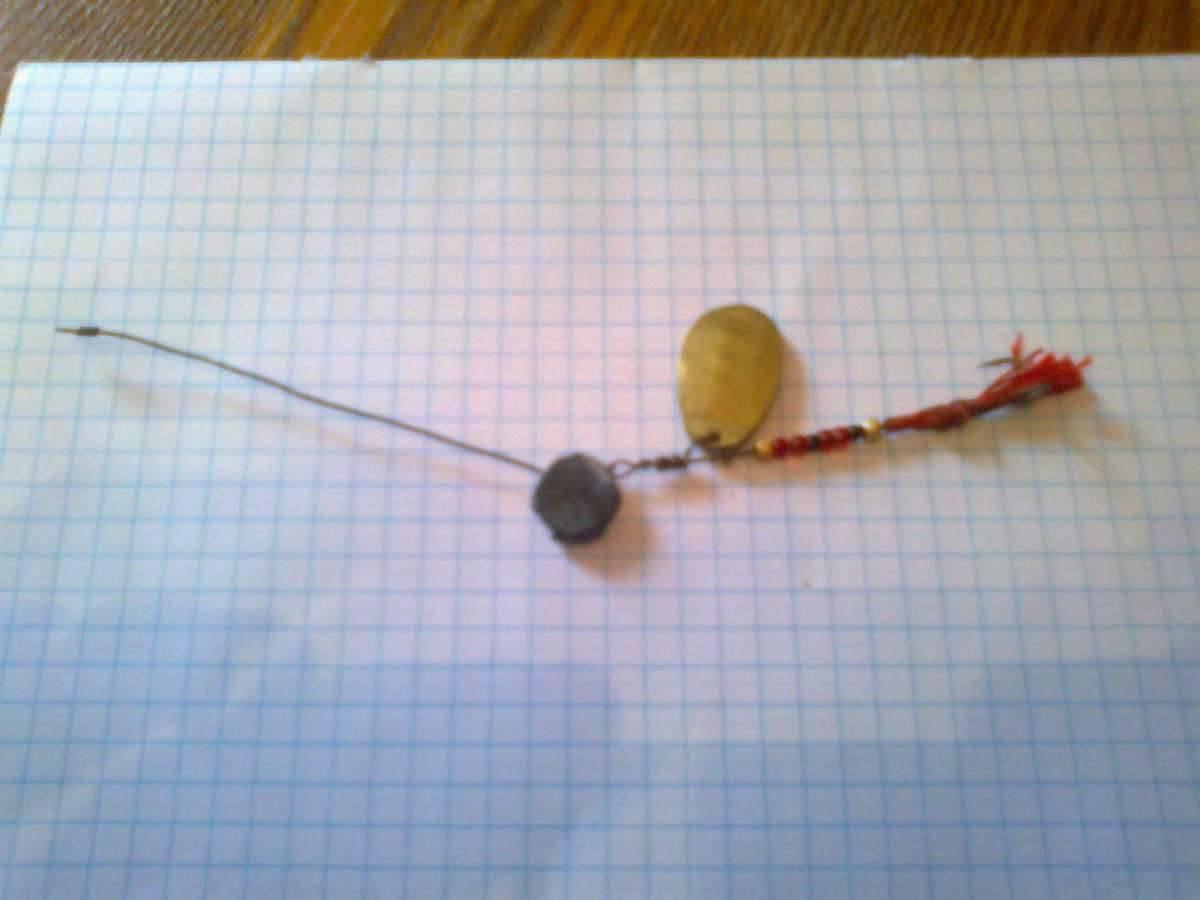 Изготовление пенополиуретановой рыбки