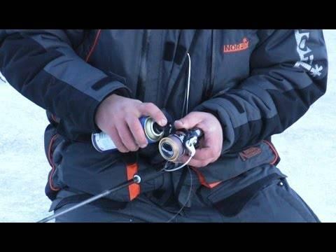 Зимний спиннинг: вопросы экспертам - статьи о рыбалке