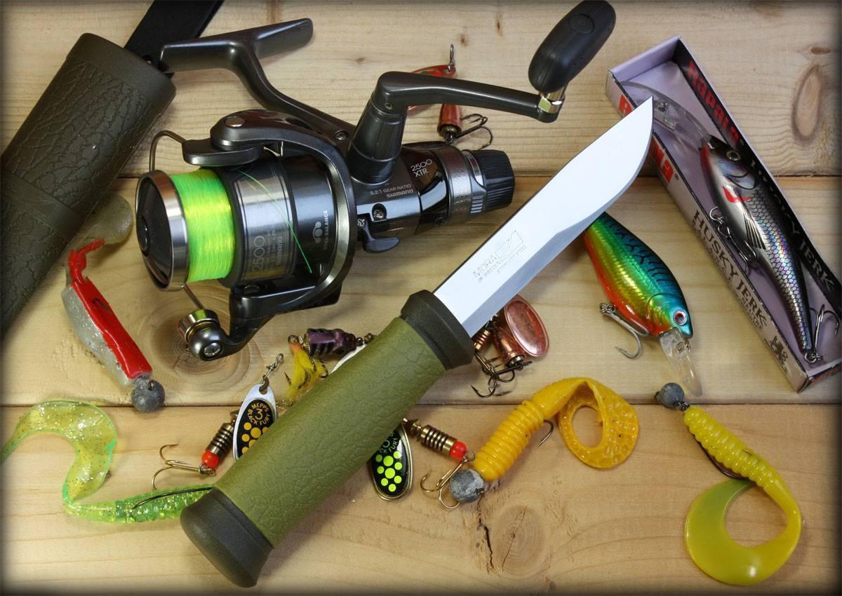 Полный список того, что необходимо взять с собой на рыбалку