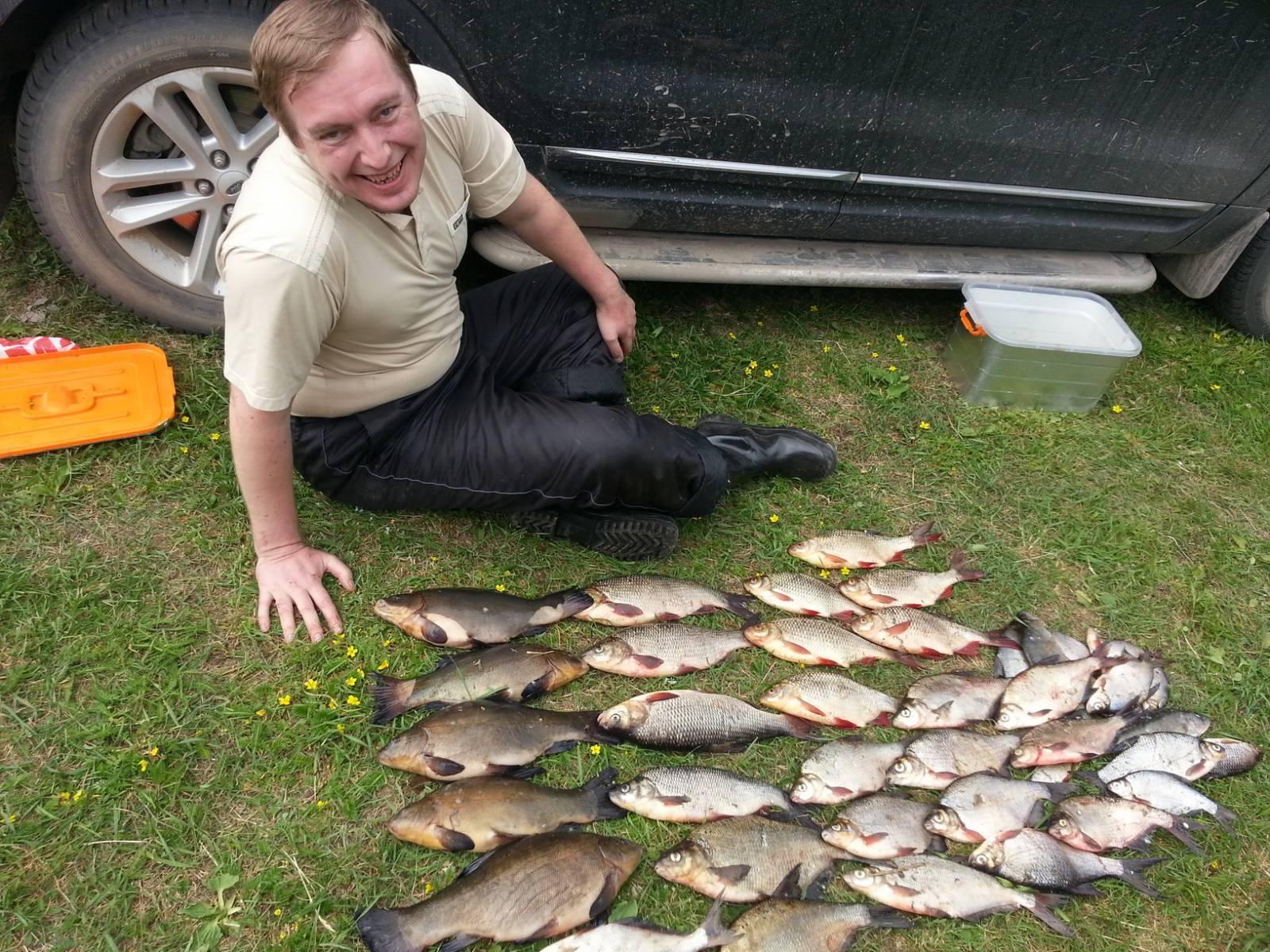 Особенности зимней и осенней рыбалки в башкирии