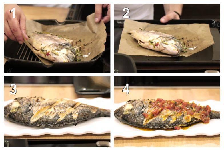 Как правильно приготовить рыбу в духовке