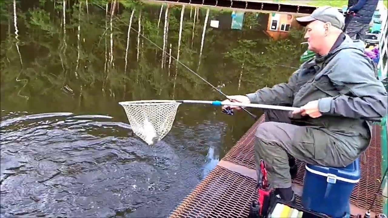 Рыболовно-охотничья база «клёвое место»