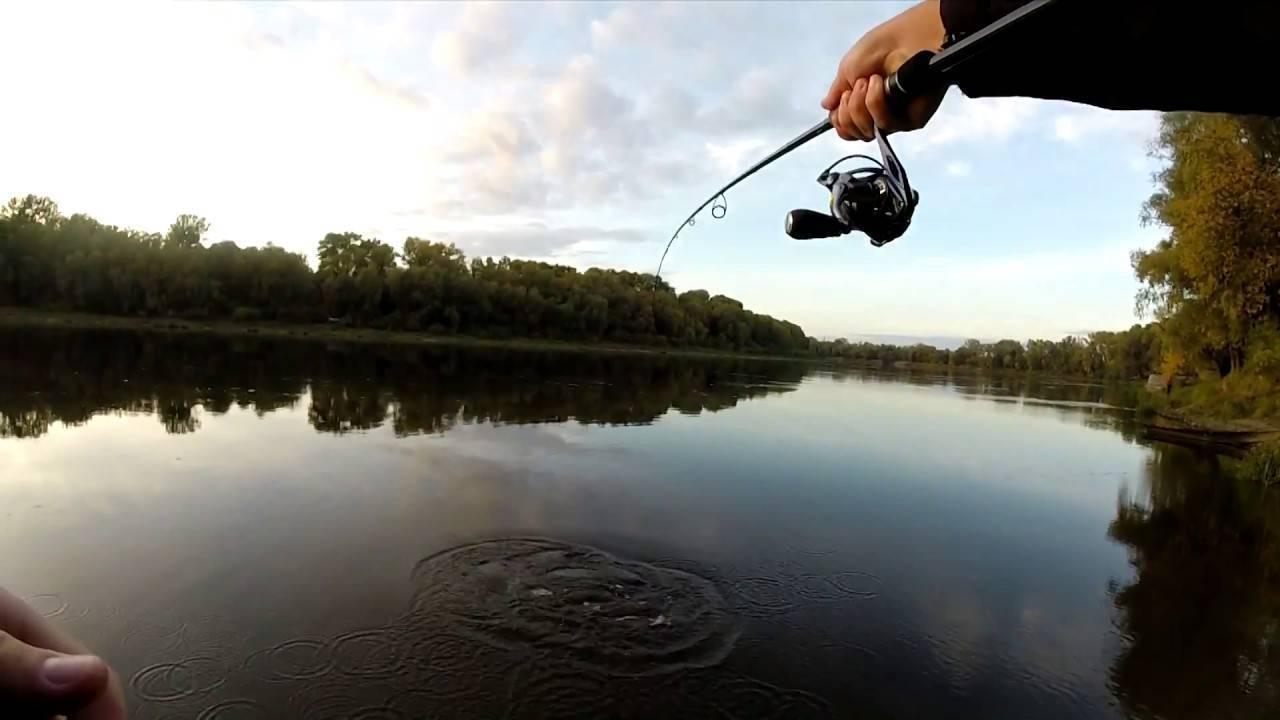 Рыбалка на джиг