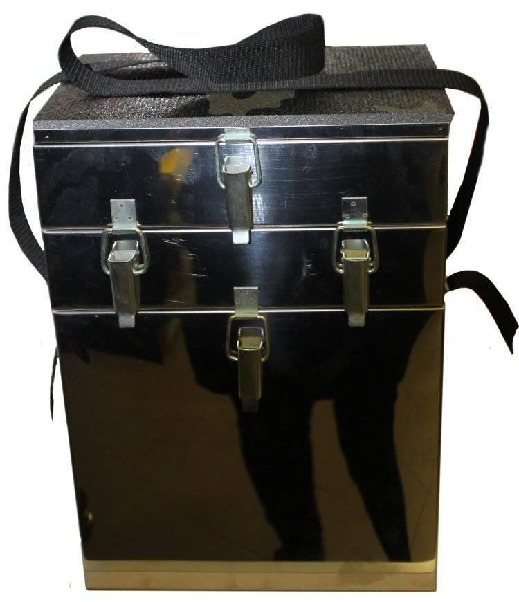 Ящик для рыбалки зимней - где купить и как сделать самому?