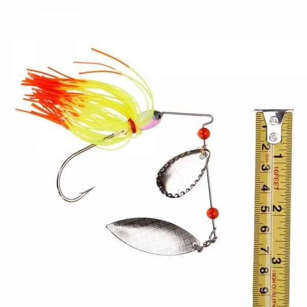 Ловля щуки на спиннербейт: весной, летом, осенью, изготовление своими руками