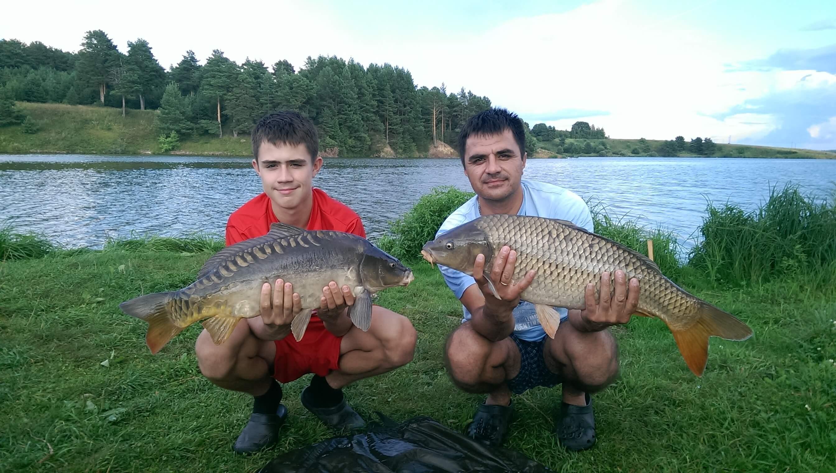 Рыбалка во владимирской области: платная и бесплатная