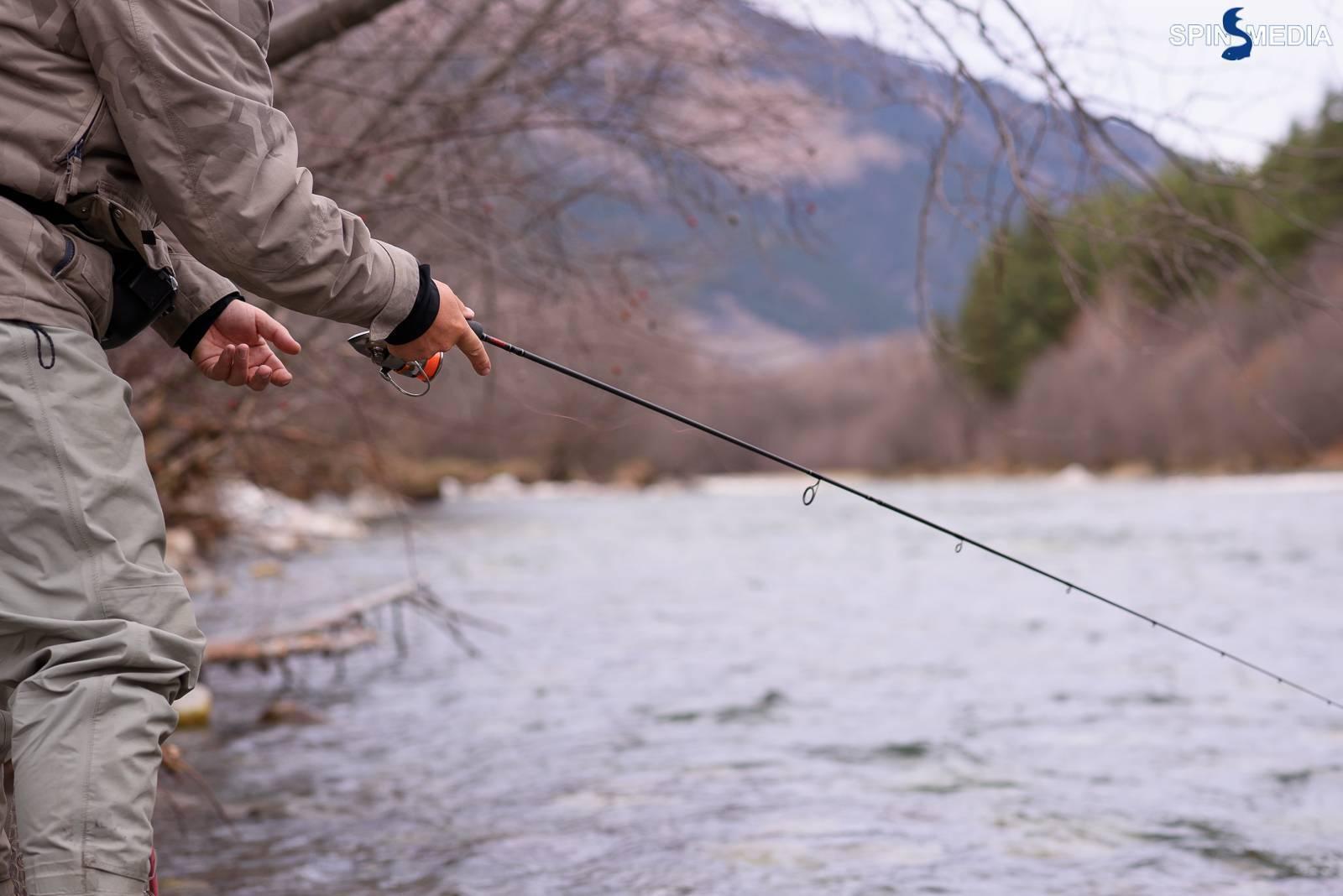 Спиннинговая рыбалка для начинающих