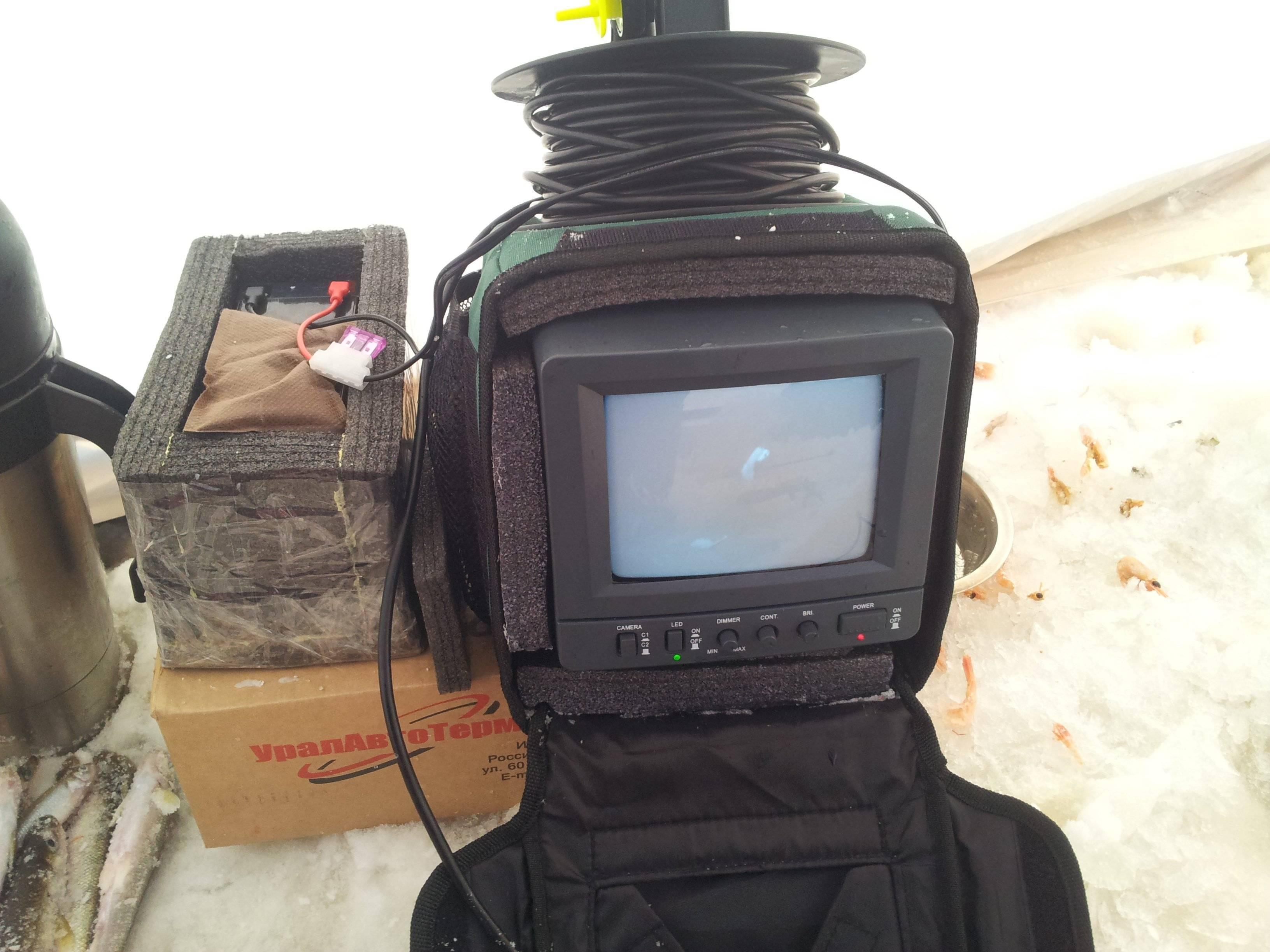 Подводная камера для зимней рыбалки: использование видеокамеры, обзор моделей с ценами, отзывы рыболовов