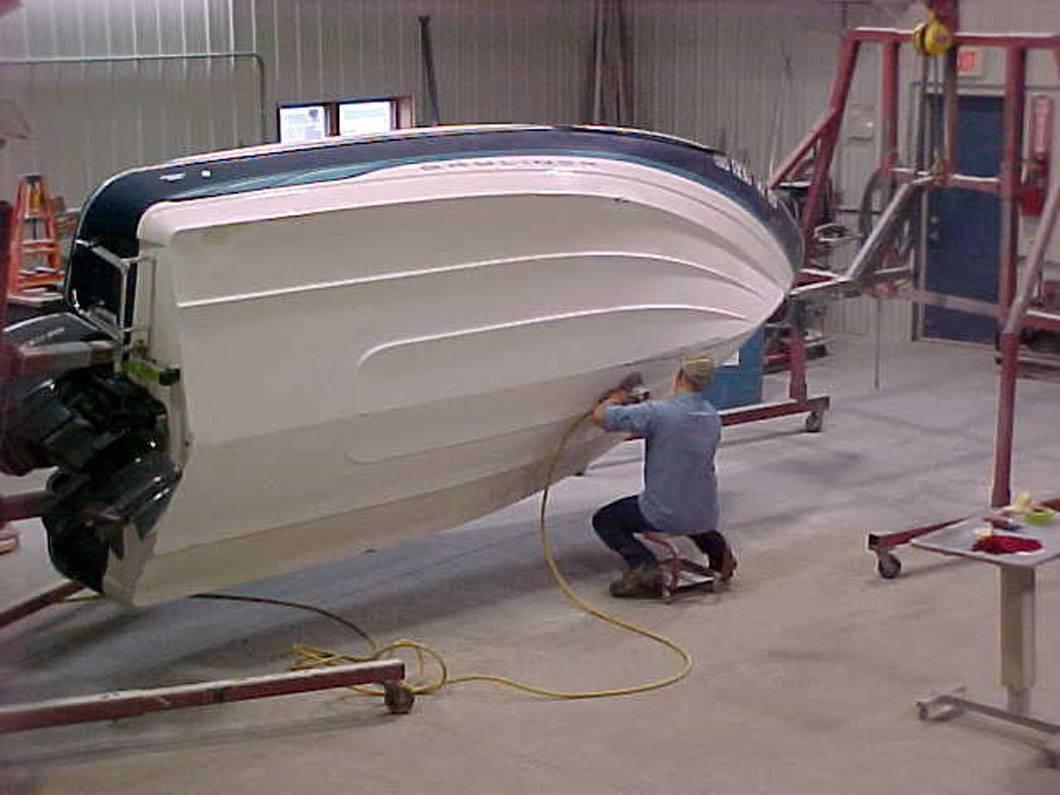 Краска для алюминиевых лодок и катеров: какую выбрать, цены и марки
