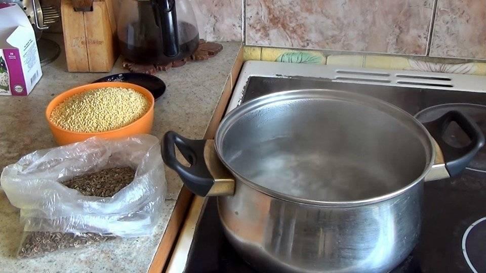 Пшеница для рыбалки - как запарить и приготовить ферментированную пшеницу?