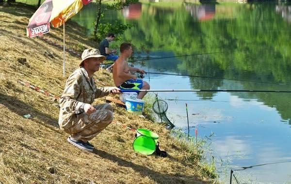 Чернореченское водохранилище в крыму, севастополь: рыбалка, фото, описание