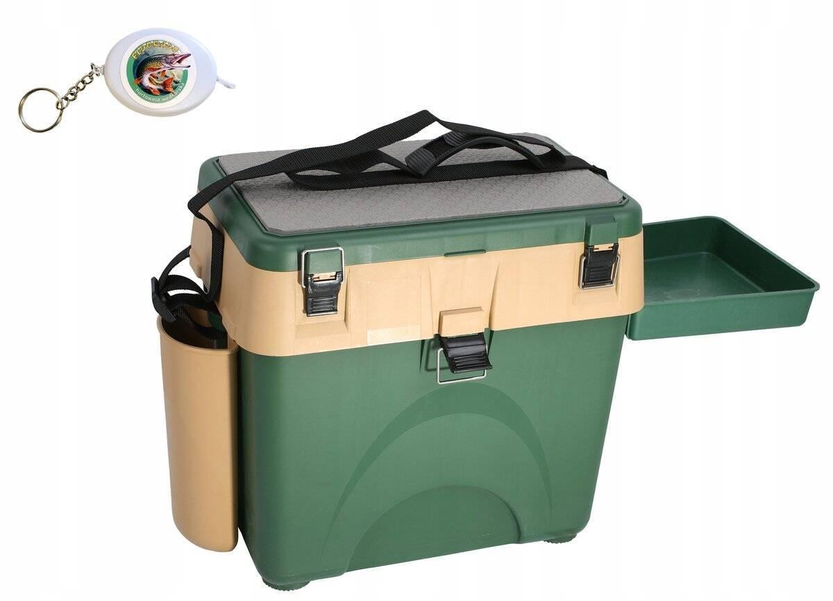Ящик для зимней рыбалки своими руками: размеры самодельных рыболовных ящиков. как сделать рыбацкий ящик по чертежу из морозильной камеры и пенопласта?