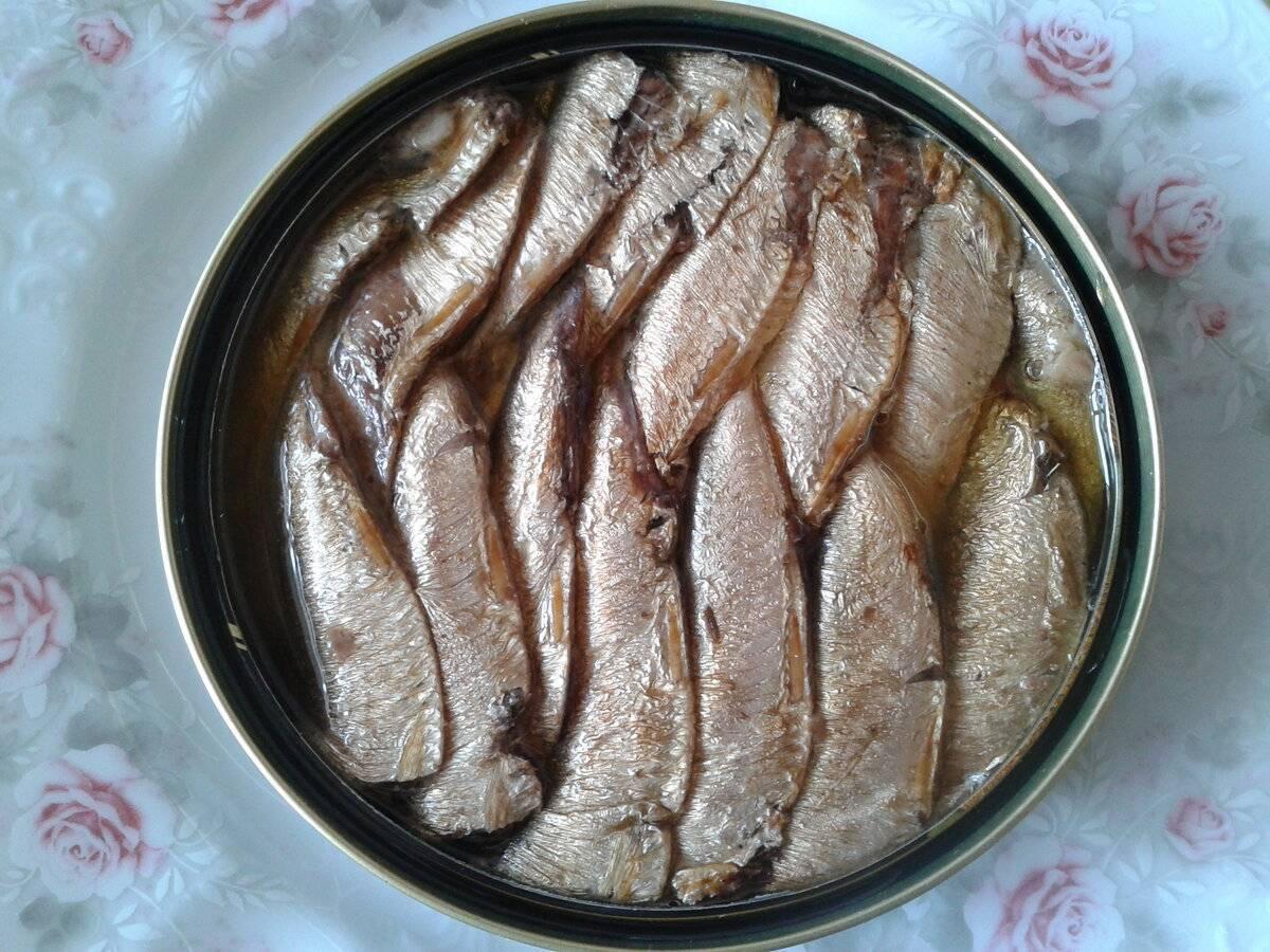 Рецепт шпротов в домашних условиях: как приготовить из рыбы