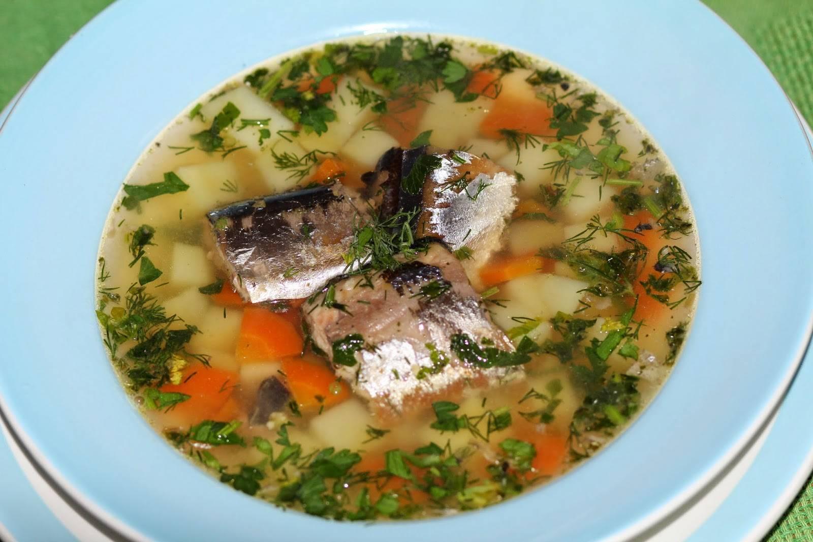 Рыбный суп из консервов - 24 рецепта приготовления пошагово - 1000.menu