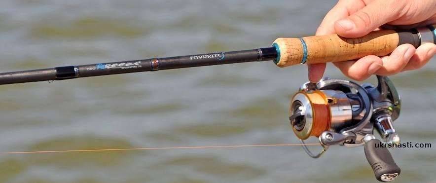 Особенности спиннингов и удилищ favorite, использование изделий фаворит для спортивной и любительской рыбалки