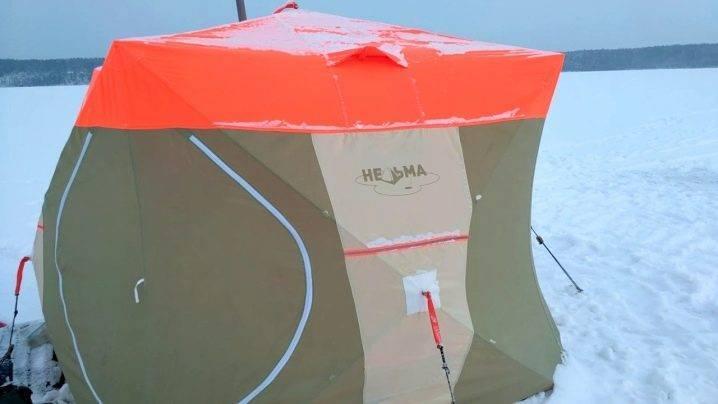 Палатка для зимней рыбалки: топ 10 лучших и какую стоит купить