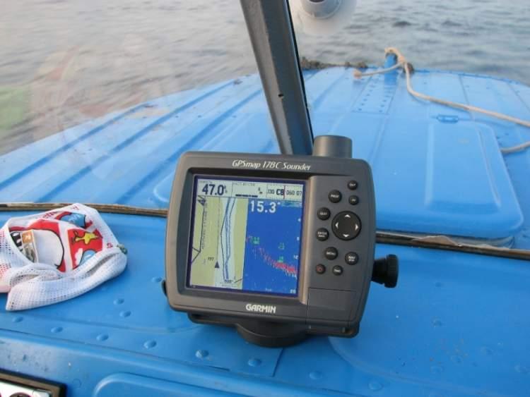 Эхолоты для рыбалки с лодки