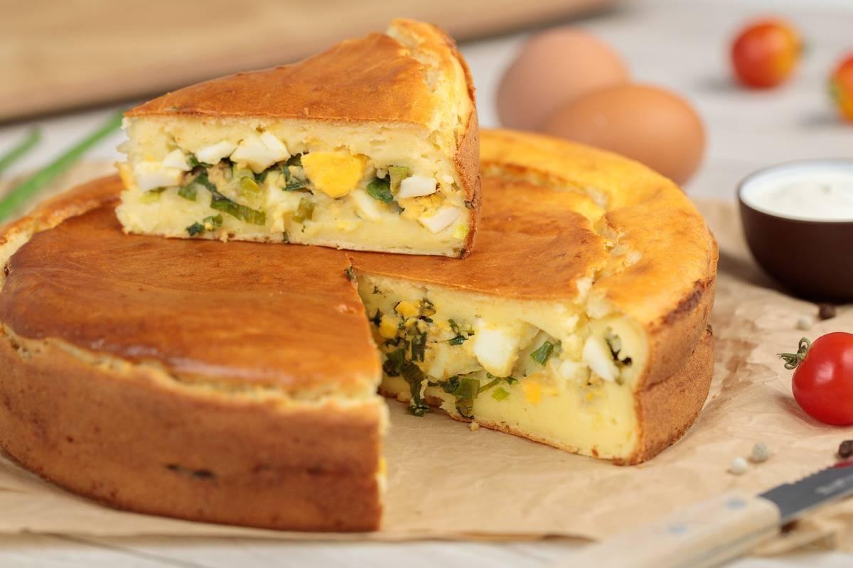 Как приготовить рыбный пирог на кефире по пошаговому рецепту и фото