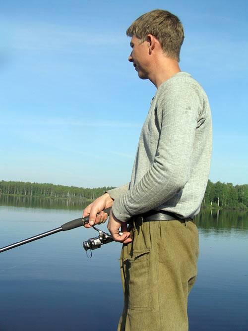 Секреты рыбалки на спиннинг: выбираем спиннинг для успешной рыбалки
