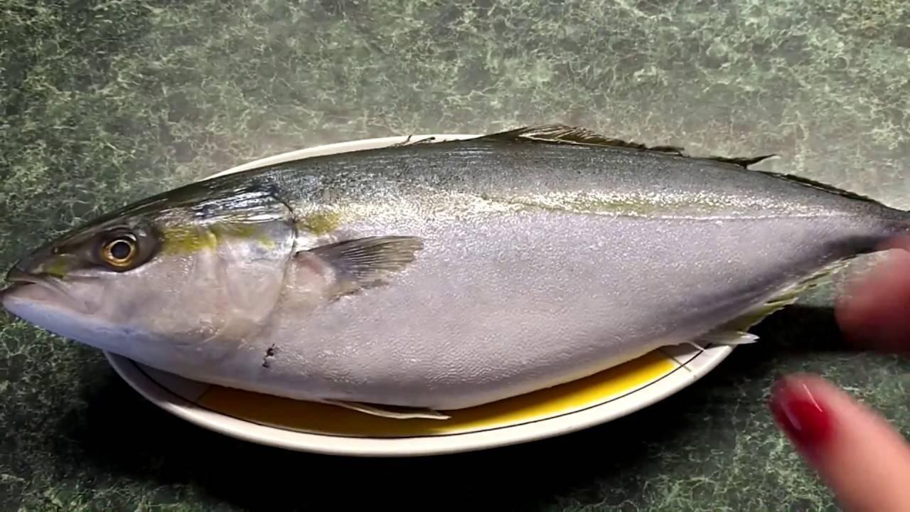 Как вкусно пожарить тунца на сковороде