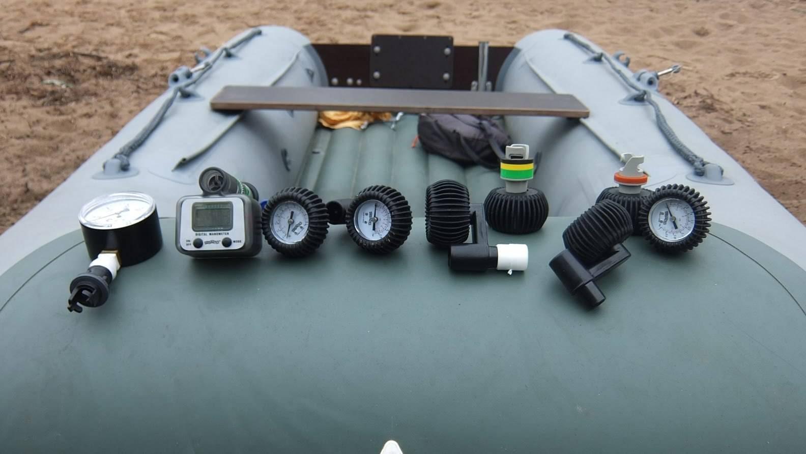 Как правильно накачать лодку пвх без манометра
