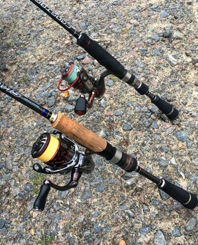 Спиннинг для джига: 85 фото и видео мастер-класс как ловить таким способом
