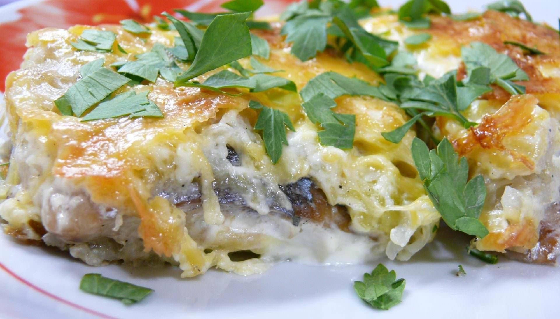 Горбуша, запеченная с рисом в духовке — простые и вкусные рецепты сочной рыбы