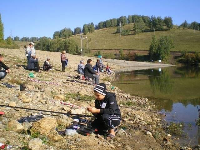 12 лучших рыболовных мест алтайского края. бесплатные водоёмы | животный мир