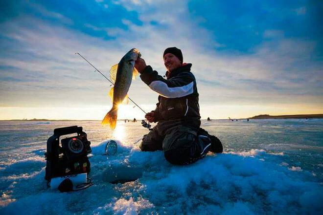 Рыбалка летом на имандре - рыбалка