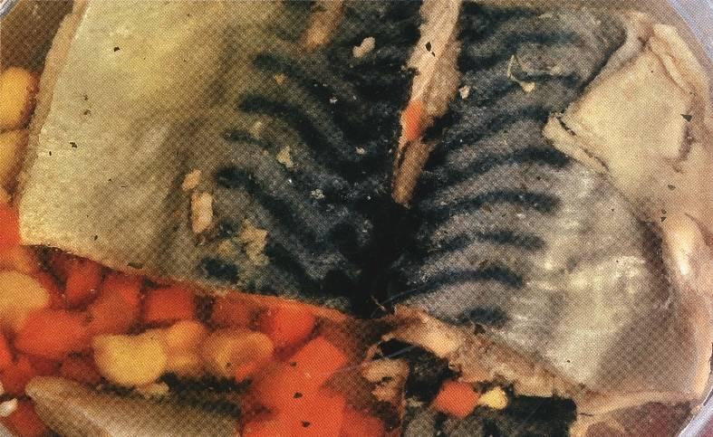 Заливная скумбрия