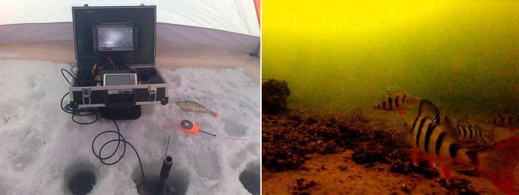 Подводная видеокамера для рыбалки своими руками