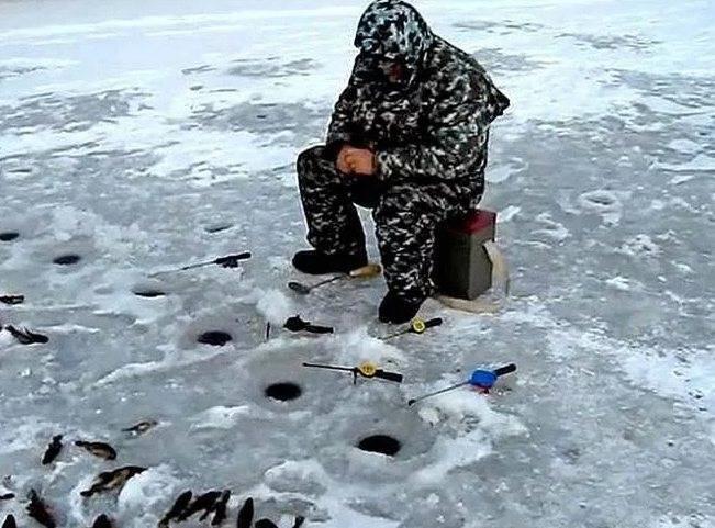 Особенности национальной зимней ловли карася