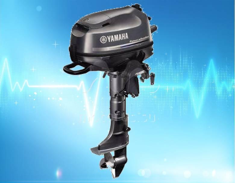 Лодочный мотор «ямаха 2»— особенности иобзор