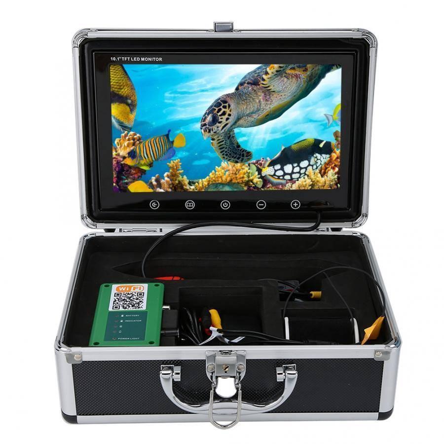 Рейтинг лучших подводных камер для зимней и летней рыбалки