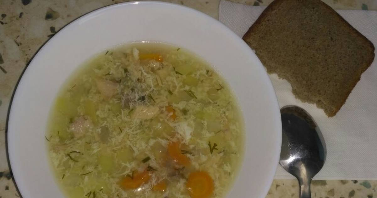 Рецепт суп из горбуши консервы рецепт с фото