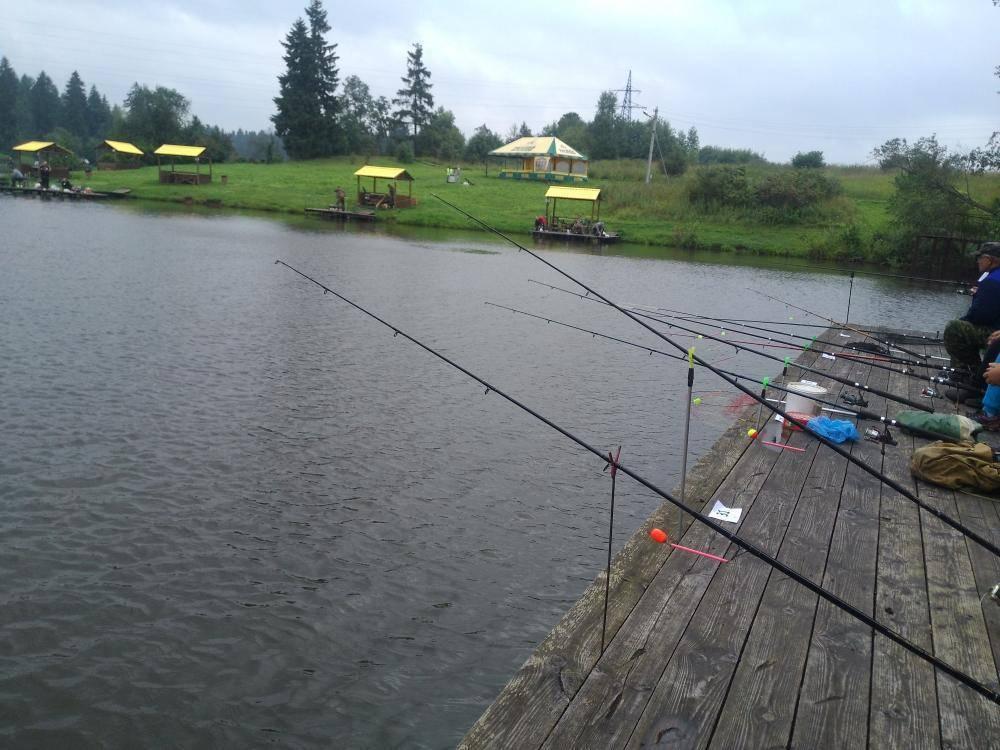 Дубешня: платная рыбалка и отдых