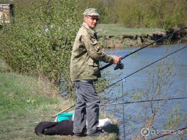 Зимняя пензенская рыбалка, особенности ловли в области