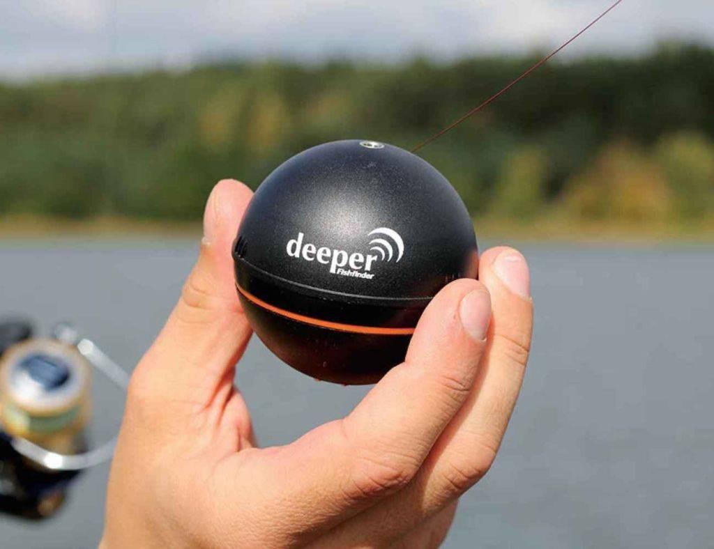 Deeper smart fishfinder. разоблачение эхолота для рыбалки