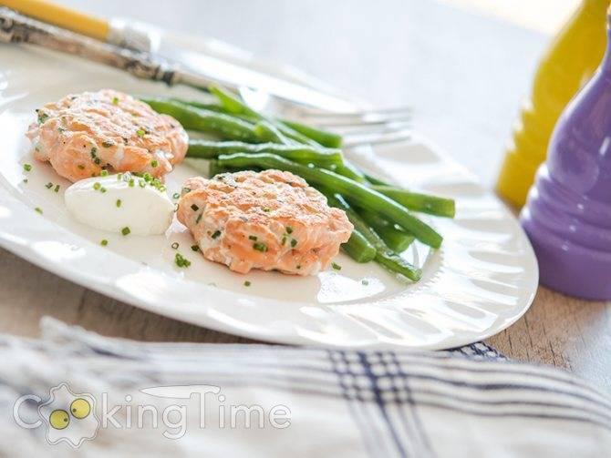 Котлеты из красной рыбы – праздничное лакомство и полезный ужин. различные рецепты котлет из красной рыбы на все случаи жизни