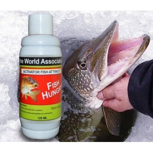 Отзывы о супер активаторе клева fishhungry (голодная рыба)