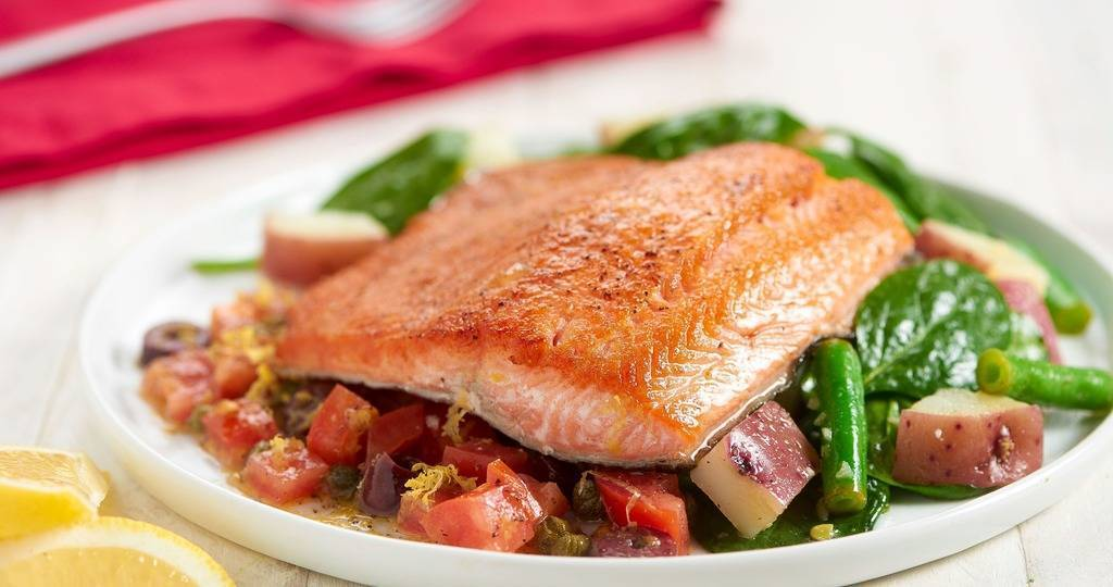 Гарнир к рыбе: лучшие идеи для жареного, запеченного или соленого основного блюда