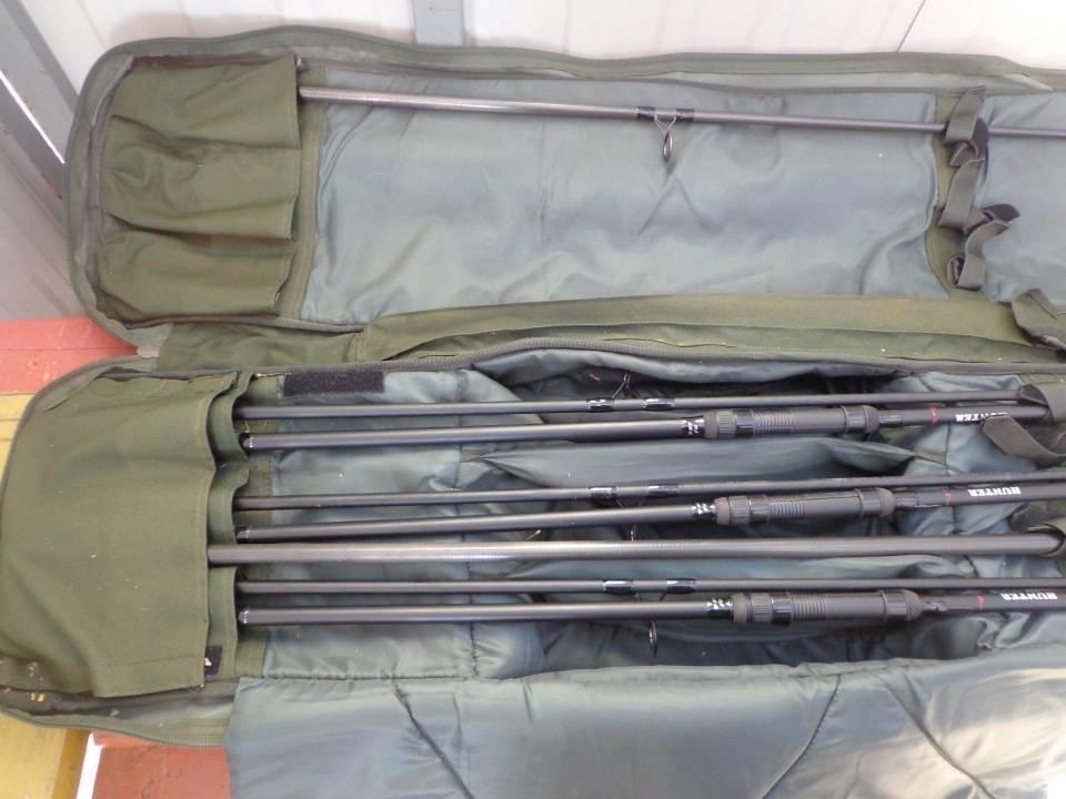 Чехлы для удочек своими руками: как сшить сумку по выкройке для спиннингов и удилищ с катушками? самодельные футляры для карповых и других удочек