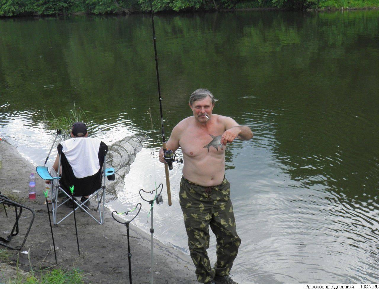 Озёра и реки шатуры, рыбалка в шатурском районе