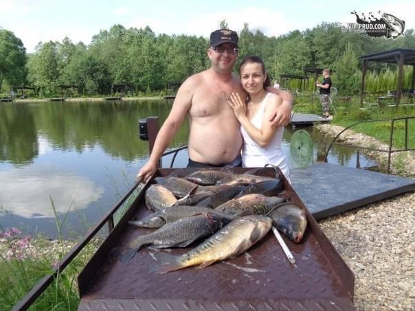 Рыбалка в липецкой и воронежской области. частный пруд. all-fish48.ru